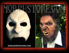 Halloween Foam latex Alpha Wolf Face Brows Mask lot.