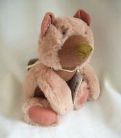 *MOULIN ROTY*Plüschtier*Kleiner Bär*Aubépine*rosa 30cm
