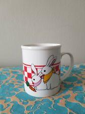 Vintage Japan Bunny Mug