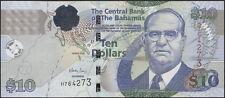 Bahamas 10 Dollars 2009 Pick 73A (1)