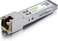 1.25G SFP-T  1000BASE-T Copper SFP  SFP to RJ45 SFP for Arista SFP-1G-T-PCW