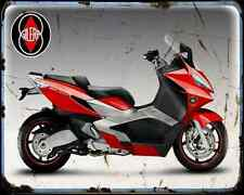 Gilera Gp900Rr A4 Photo Print Motorbike Vintage Aged