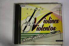 Violines Violentos Mencho Baby  Music CD