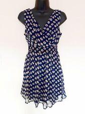 Chiffon V-Neck Summer/Beach Dresses for Women