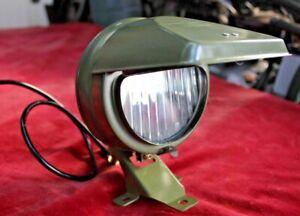DNEPR RAL MW750 K750 M72 SIDECAR SPOT LAMP HALLOGEN NEW