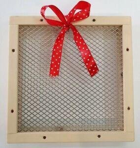 Taglia Struffoli Stampo Struffoli in legno ed acciaio inox Rete 8mm