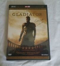 Gladiator, Russell Crowe, Signature Selection, Dvd