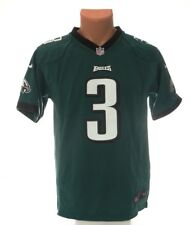 Nike NFL Philadelphia Eagles Mark Sanchez 3 Green Football Jersey Youth Boy's L