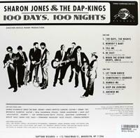 Sharon Jones & The Dap-kings-100 NIGHTS 100 DAYS-VINYL LP-Brand New-Still Sealed