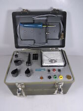 Vintage Tequipco Model 3 Transistor Amp Diode Tester Not Working Test Equipment