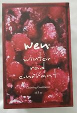 Wen Winter Red Currant 16oz Cleansing Conditioner with Pump New in Box