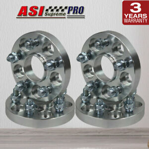 ASI 4PCS 5X114.3 Wheel Spacers Adapters For FORD RANGER MUSTANG EXPLORER 35mm