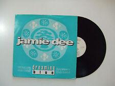"Jamie Dee – Dreaming Blue - Disco Mix 12"" 45 Giri Vinile ITALIA 1995 Euro House"