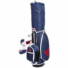 adidas Golf JAPAN AWT57 Junior Caddy Bag Stand Type 7 x 34 inch Navy