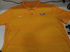 Nike Mens Tennessee Tech Dri-Fit Polo Sz Xl