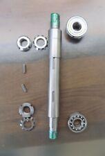 Hobart H600-L800 Mixer 00-024204-Shaft-Ball-Bearings-Keys-Lock-Nut-Washers New