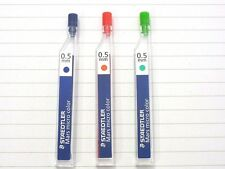 Staedtler spare leads Mars Micro 254 05 Colour 0.5mm refill lead color RED