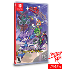Switch Limited Run Games #35: Freedom Planet