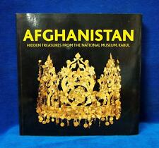 Afghanistan Hidden Treasures from the National Museum Kabul Exhibition Book