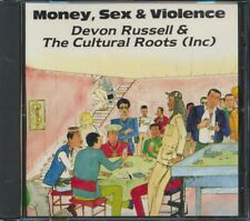 CD Devon Russell, Cultural Roots - Money, Sex & Violence