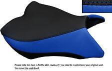DESIGN 2 ROYAL BLUE & BLACK CUSTOM FITS HONDA CB 1000 R 08-16 FRONT SEAT COVER