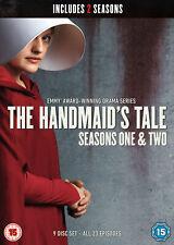 The Handmaid's Tale Season 1-2 [2018] (DVD) Elisabeth Moss,Joseph Fiennes