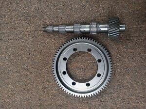 Geo / Chevy / Suzuki hyper-miler crown and pinion 3.52 ratio