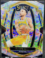 STEPHEN CURRY 2018-19 Panini Select Premier Level Scope #108