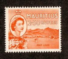 Mauritius--#263 MNH--Port Louis--1954