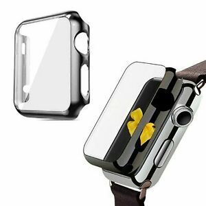 For Apple Watch Series 5 Full Body Cover Snap-on Case with Screen Protector New