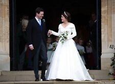 "PRINCESS EUGENIE & JACK BROOKSBANK WEDDING PIC SMILING FRIDGE MAGNET 5"" X 3.5"""