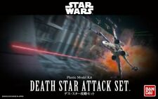1/144 Bandai Star Wars: Death Star Attack Set diorama