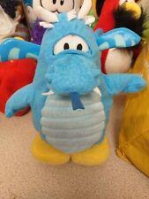 Club Penguin Plush Rare dragon costume