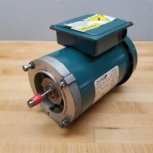 Reliance P56H1440H, 1-1/2HP 1725RPM, Frame-FC56C Motor - USED