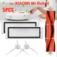 5/7/12Pcs  Vacuum Cleaner Sweeper Accessories Kit Cleaning Robot Accessorie