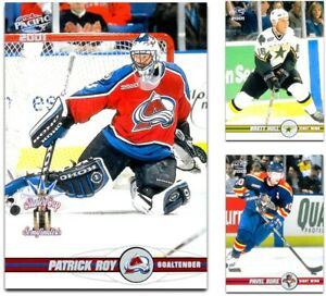 2000-01 Pacific SERIES ONE **** PICK YOUR CARD **** From The BASE SET  [1-250]