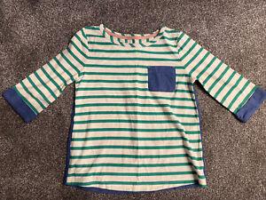 Johnnie B Boden Age 11-12 T Shirt Top