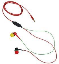 Aerial7 Apex in-earbuds Casque Écouteurs avec In-Line Microphone Foncé Rasta