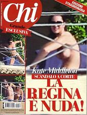 CHI MAGAZINE KATE MIDDLETON PRINCE WILLIAM PHOTO SCANDAL ISSUE BRAND NEW UNREAD