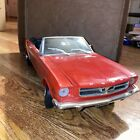 ERTL 1/12 SCALE 1964 1/2 FORD MUSTANG DIE CAST MODEL REPLICA With Display Stand