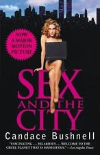 SEX AND THE CITY by Candace Bushnell FREE SHIPPING paperback book hbo tv film