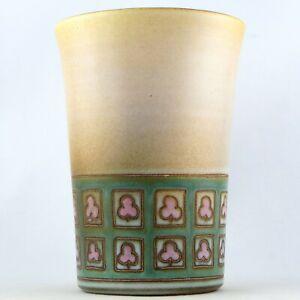 Vase RENÉ MAUREL Céramique VALLAURIS French Ceramic 50/60 capron/raty/blin....