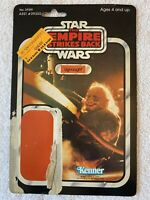 Star Wars Vintage Original Ugnaught Card Back Only Mandalorian