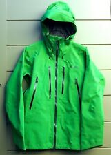 Marmot Alpinist Jacket, GORE-TEX Pro, Lucky Green, size Men's Small --Mint!
