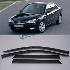 For Ford Mondeo III Sd 2001-2006 Window Visors Sun Rain Guard Vent Deflectors