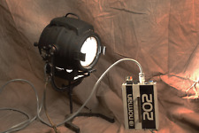 NORMAN 202 POWER PACK + VINTAGE KEG Fresnel  Spot CONVERTED to NORMAN
