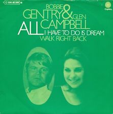 Bobbie Gentry & GLEN CAMPBELL All I Have To Do Is S6189