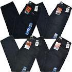 Lee Premium Mens Jeans Select Slim Straight Denim Medium Dark Rinsed Indigo Blue