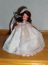 Nancy Ann Storybook Doll ~ #162 Princess Rosanie w/Jt & Pudgy Tummy