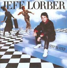 Jeff Lorber STEP BY STEP cd 1985(BONUS TRACKS)NEW(James Robinson.Audrey Wheeler)